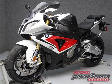 Bmw Motorrad 3 Year Warranty by 2014 Bmw S1000rr Premium With Warranty Only 25 Miles