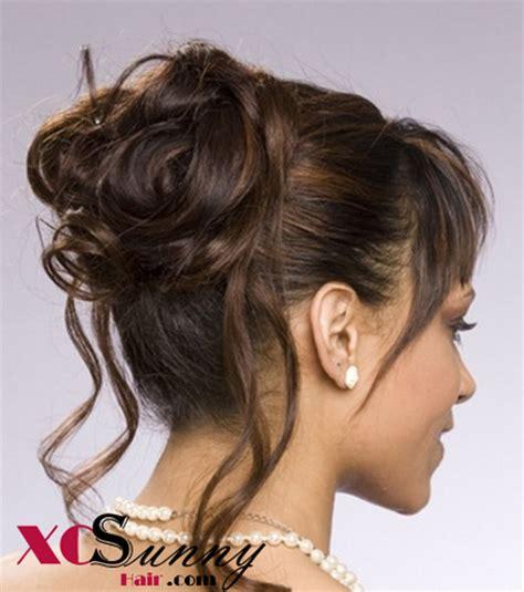 hairstyles in buns for long hair cute bun hairstyles for long hair