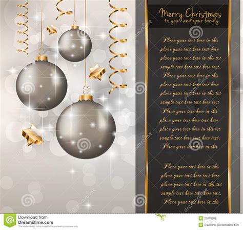 elegant classic christmas  royalty  stock images image
