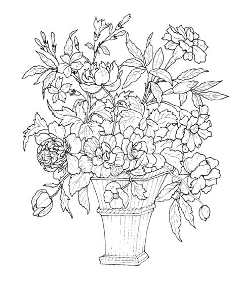 disegni da colorare e stare fiori disegni di fiori da stare schede ed attivit 224 didattiche