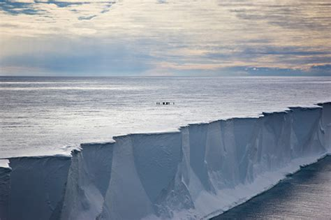 What Is The Largest Shelf In Antarctica by Superdefstar Ross Shelf