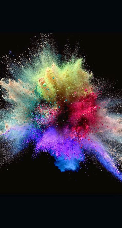 chalk explosion art background hd wallpaper color