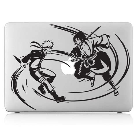 Aufkleber Macbook by Vs Sasuke Laptop Macbook Sticker Aufkleber