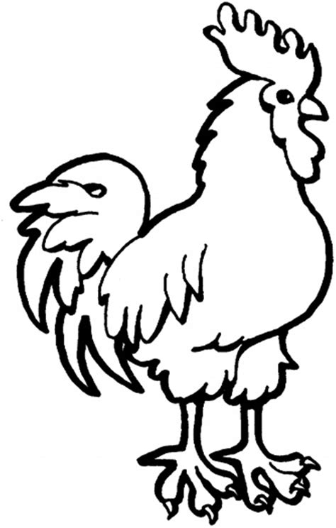 free rooster pictures to print farm animal coloring pages free farm animal coloring pages rooster animal coloring