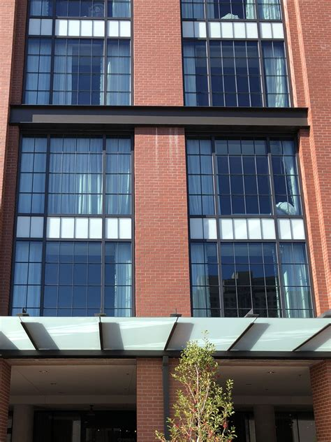 curtain wall fabricator aluminum curtain walls new orleans glass company new