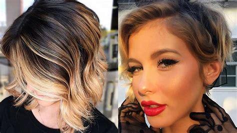 cortes de cabello para dama cortes de cabello mediano 2017 mujeres moda para mujer