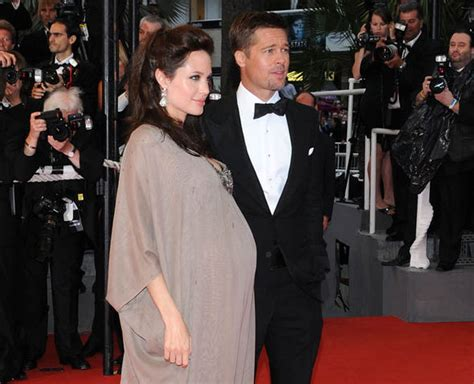 Brangelina Happily Welcomes Vivienne Marcheline by Brangelina Divorce Brad Pitt And S