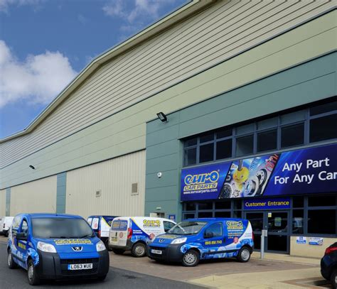 Euro Auto by Euro Car Parts Completes Expansion Shd Logistics News