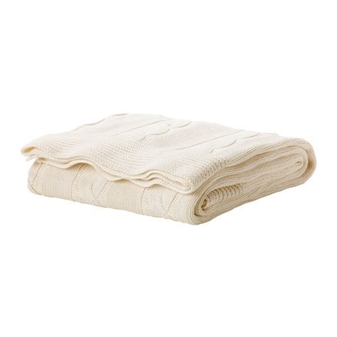 ikea blanket ursula throw white ikea