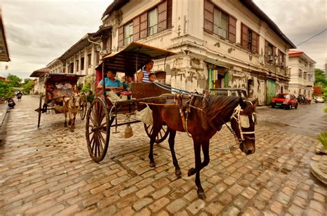 kalesa philippines vigan laoag orientwind travel and tours