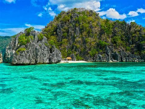 coron island palawan  philippines crystal clear