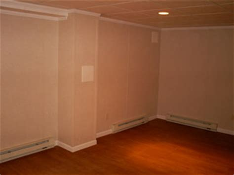 heating options for a finished basement options for