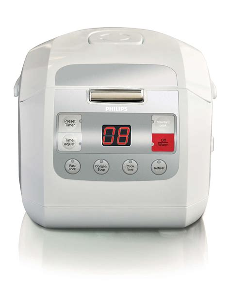 Pasaran Rice Cooker Philips avance collection fuzzy logic rice cooker hd3030 62 philips
