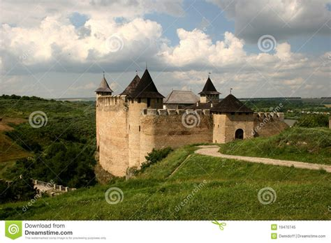 fortress bank fortress royalty free stock photo image 19470745