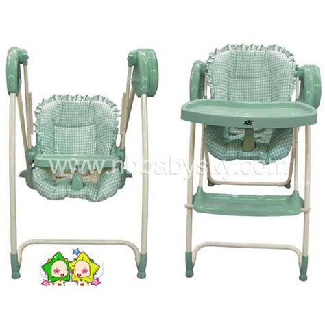 swinging baby chairs baby swing chair normal ce china high chair for baby