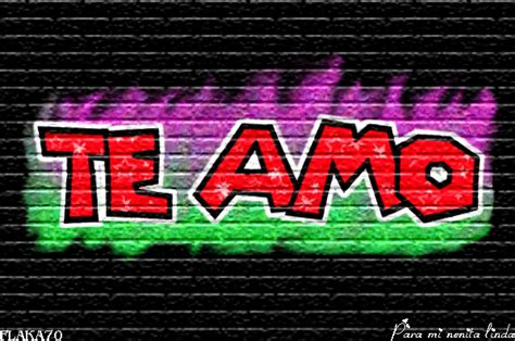 imagenes que digan love you gonzalo i love you graffiti by flaka70 on deviantart