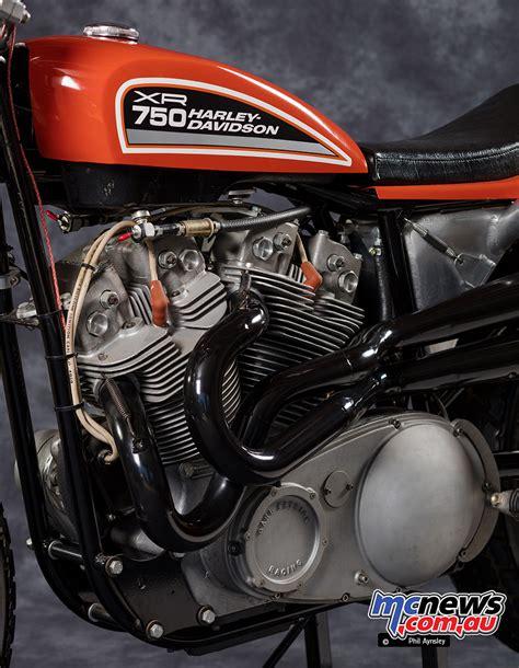 Harley Davidson Xr 750 harley davidson xr750 dirt track racer mcnews au