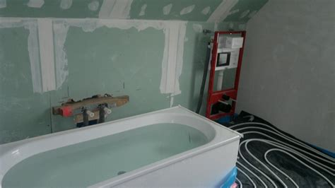 wasseranschluss badewanne elektro heizung sanit 228 r unser traum vom haus