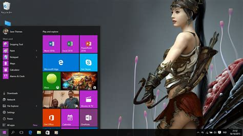 themes of girl fantasy girls theme for windows 7 8 8 1 and 10 save themes