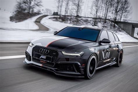 Audi Rs6 Abt by Jon Olsson S Audi Abt Rs6 Hiconsumption