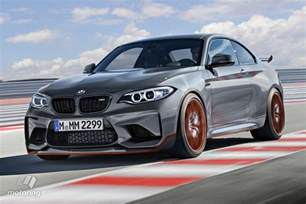Bmw Of The Unicorn Bmw M2 Gts Gets Rendered Again