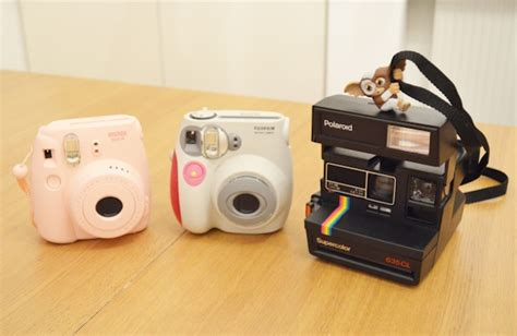 polaroid fuji fujifilm polaroid gallery