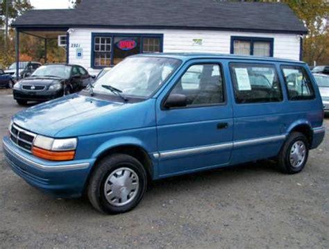 dirt cheap minivan under $1000 in sc used dodge caravan