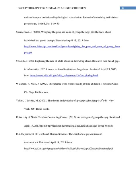Example Of Medical Resume by Child Sexual Abuse Research Paper