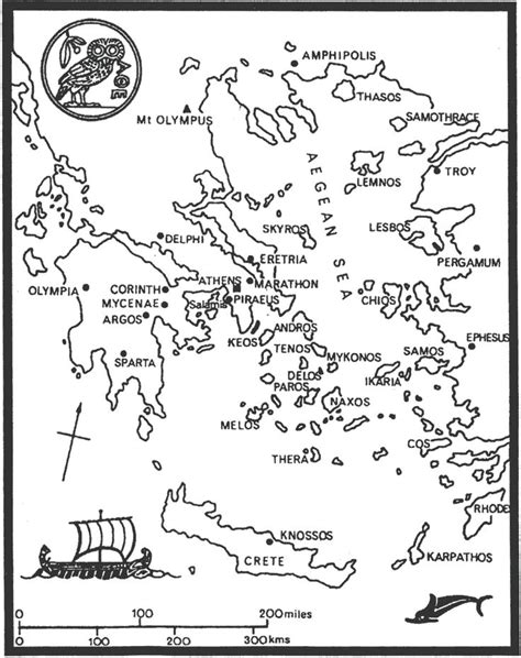 greek map coloring page ancient greece map for coloring the greeks copy their
