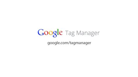 google images tags introduction to google tag manager youtube