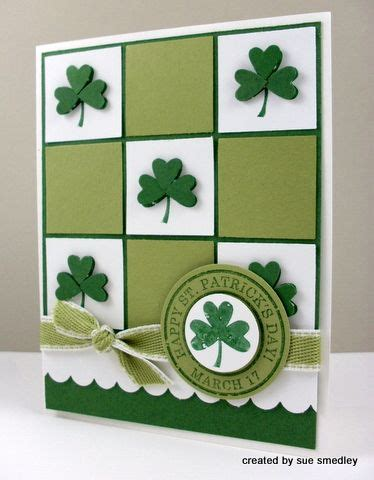 happy st day by sue smedley cards st s day