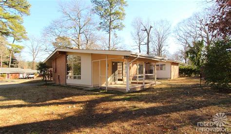 mid century ranch house warm and beautiful 1962 mid century modern brick ranch