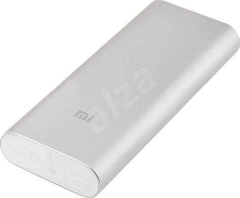 Power Bank Xiaomi 16000 Mah Silver Murah 1 xiaomi power bank 16000 mah silver power bank alza cz