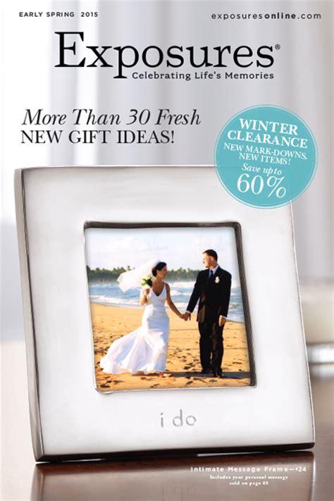Our Brands   Silver Star Brands, Oshkosh WI Exposures Frames Catalog