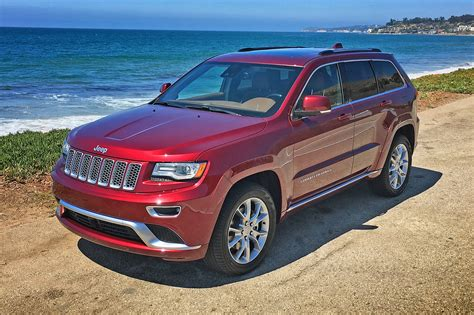 jeep summit price 2016 jeep grand cherokee summit ecodiesel one week road
