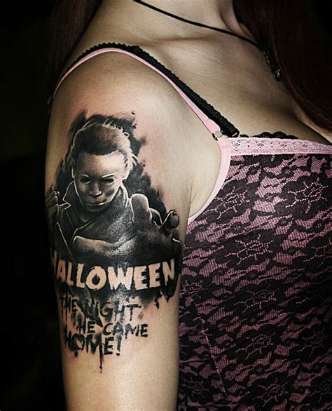 tattoo love movie 2015 12 creepy scary horror movie tattoos oddmenot
