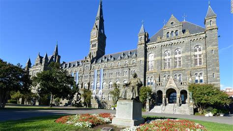 Georgetown Mba Admissions by Georgetown Essay Georgetown Application Essay