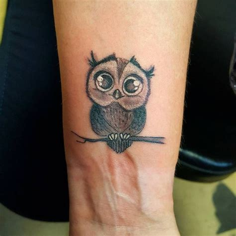 baby owl tattoo owl meaning and designs ideas baby owl