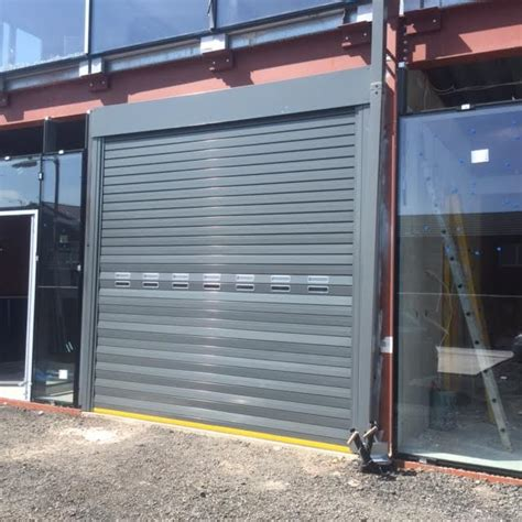 sectional overhead doors sectional overhead doors westwood security shutters ltd