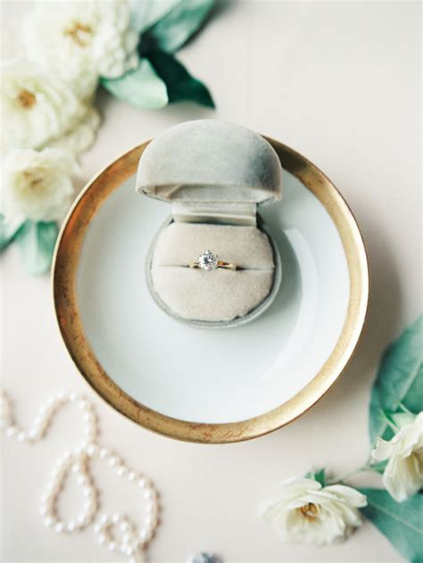 The Big Trend of Small Engagement Rings   Bridestory Blog