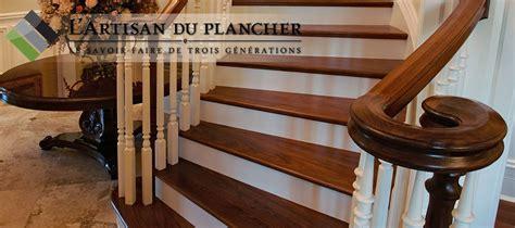 Garde Corps Interieur 3465 sablage re escalier l artisan du plancher 514 232 3465
