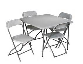 Folding Table And Chair Sets Office 5 Folding Table And Chair Set By Oj Commerce Pct 05 252 88