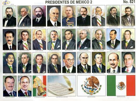 lista los presidentes de mexico presidentes de mexico 2 mexico pinterest mexico
