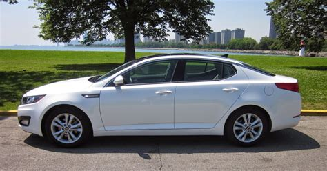 Kia Optima Customized Syaiful Dev 2013 Kia Optima White Black Rims Cool