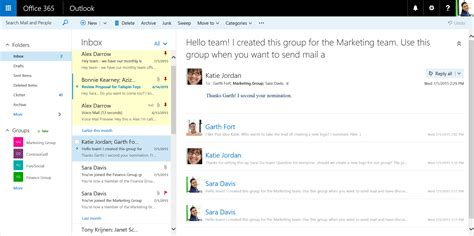 Office 365 Outlook Features Office 365 S Outlook Web Interface Spruces Up With New