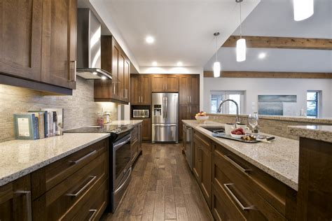 Alley Kitchen by Pheasant Hill Homes Nanaimo Construction And Home Building
