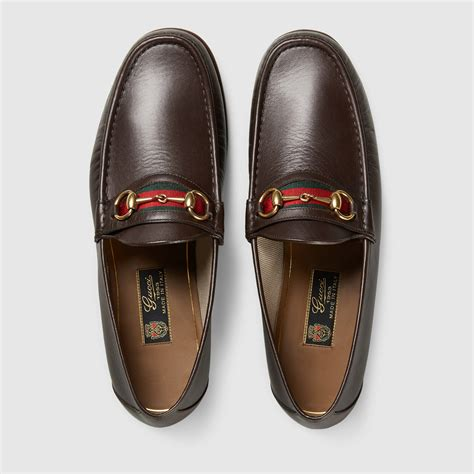 mens gucci horsebit loafers s horsebit leather loafer gucci s moccasins