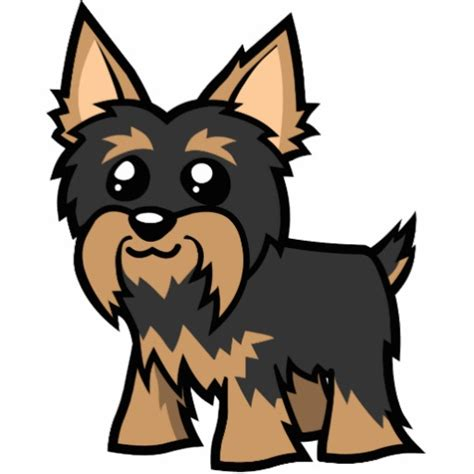 how to clip a yorkie yorkie clipart clipground