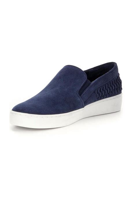 slip on sneakers michael kors stevie slip on sneaker from edmonton by