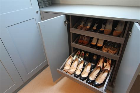bespoke shoe storage fitted wardrobes bedroom furniture bespoke